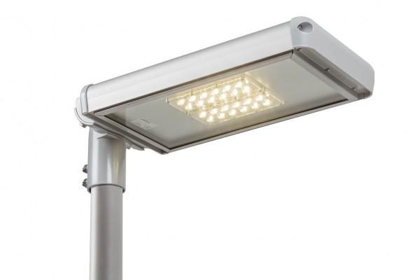 LED Straßenleuchte Parkplatzleuchte LP 24 LEDs 24-81W bis 11015lm