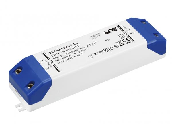 SLT30-12VLG-ES LED Konverter 12V 30W SELF
