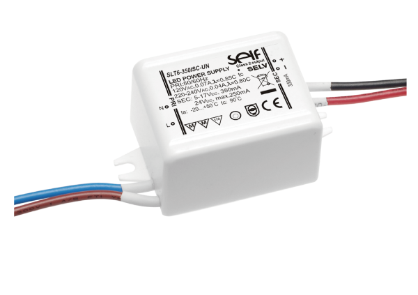 SLT6-500ISC-UN LED Konverter 500mA 6W SELF - IP66