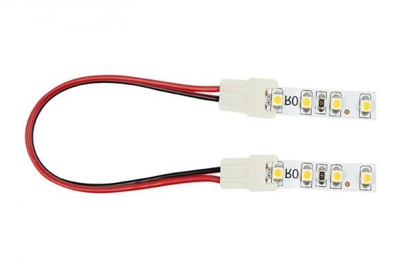 Zwischenverbindungskabel 2-Polig für 2,4W/m und 4,8W/mLED Streifen W,