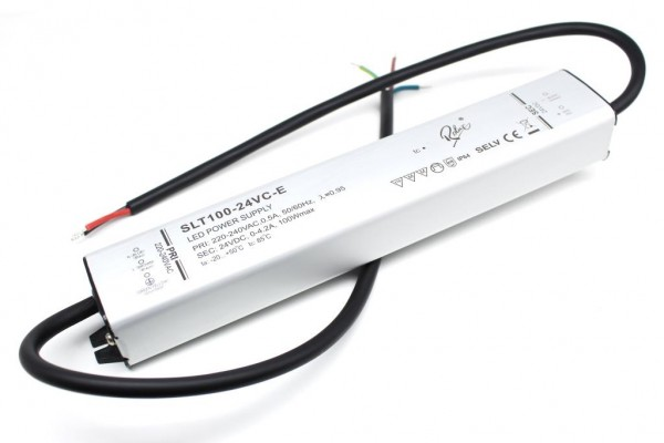 SLT100-24VC-E LED Konverter 24V 100W SELF - IP64