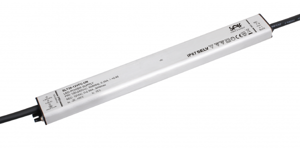 SLT30-12VFC-UN LED Konverter 12V 30W SELF IP66/IP67