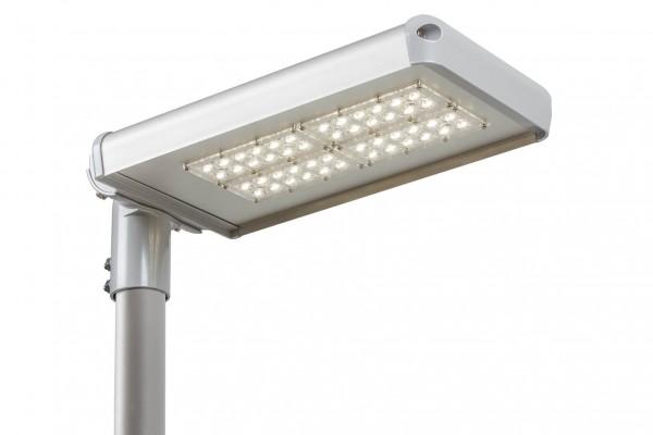 LED Straßenleuchte Parkplatzleuchte LP 48 LEDs 44-156W bis 21652lm