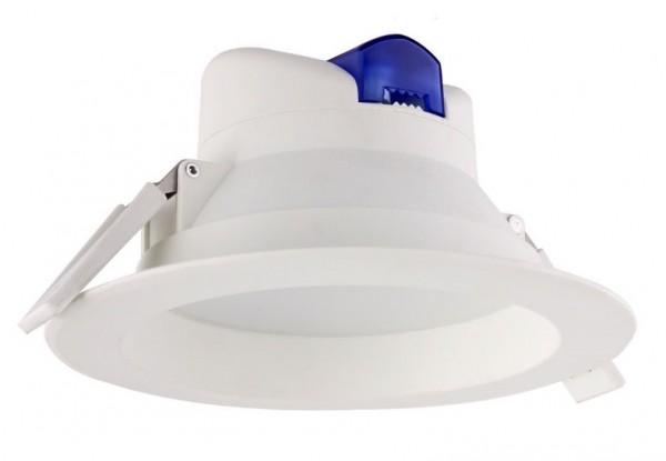 LED Downlight 17W DF-602C-2D mit opaler Abdeckung, 230V - dimmbar