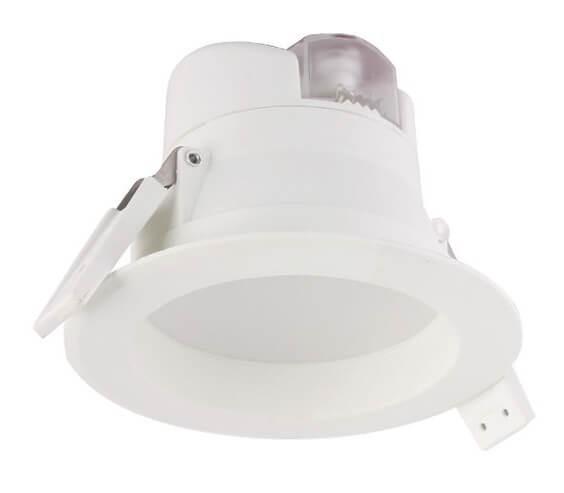 LED Downlight 5W DF-602A mit opaler Abdeckung, 230V