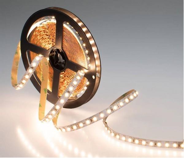 LED Streifen weiß 9,6W/m 24V (Rolle á 5m)