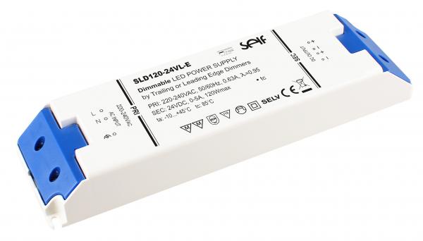 SLD120-24VL-E LED SELF Konverter 24V 120W SELF - dimmbar