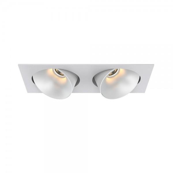 DEA CONCORDIA M LED Einbaustrahler 25W/28W eckig - schwenkbar