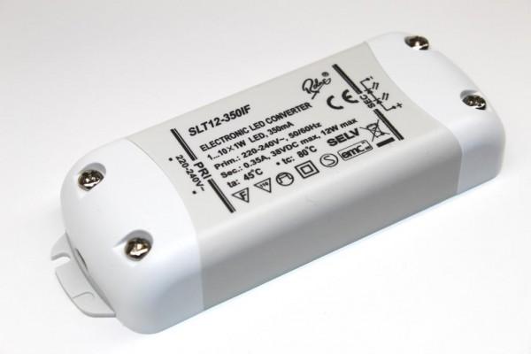 SLT12-350IF LED Konverter 350mA 12W SELF