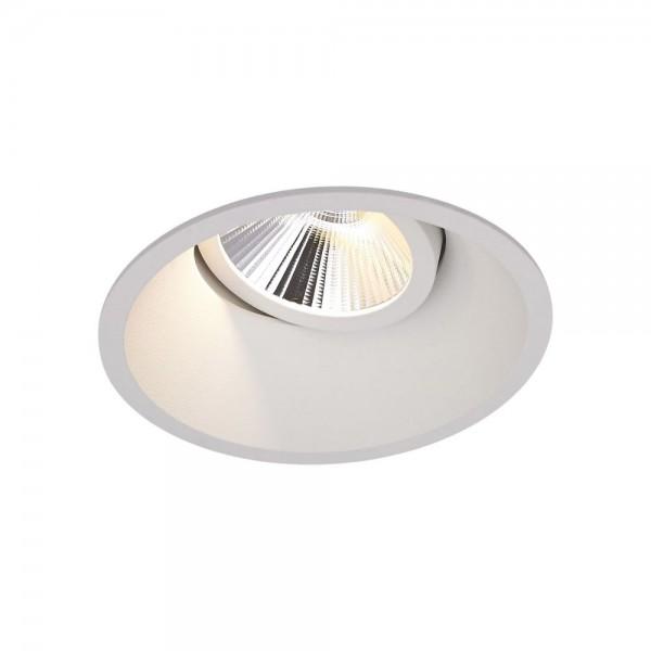 POPOLARE LED Einbaustrahler 9W/11,5W rund - schwenkbar