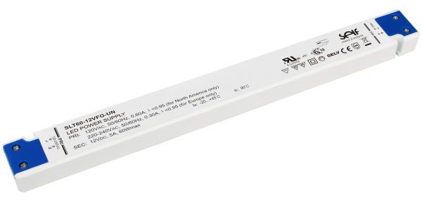 SLT60-12VFG-UN LED Konverter 12V 60W SELF - slim