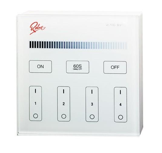 """LED Funk-Dimmer-Wandsteuerung """"Multi"""" für LED Streifen W"""