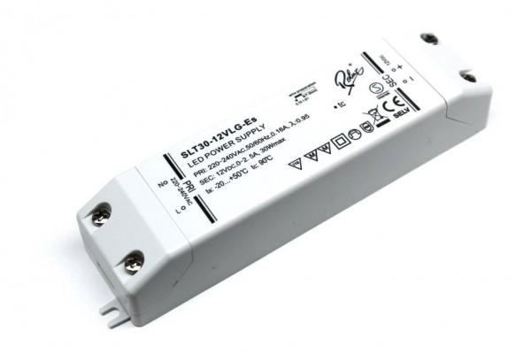 SLT30-12VLG-ES 2x LED Konverter 12V 30W SELF