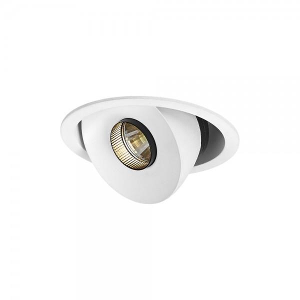 DOLCEMENTE LED Einbaustrahler schwenkbar | Karizma Luce