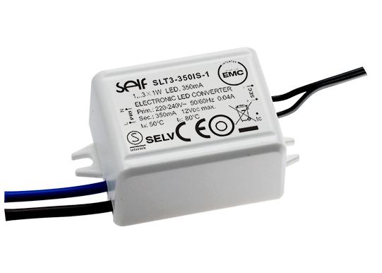 SLT3-700IS-1 LED Konverter 700mA 3W SELF