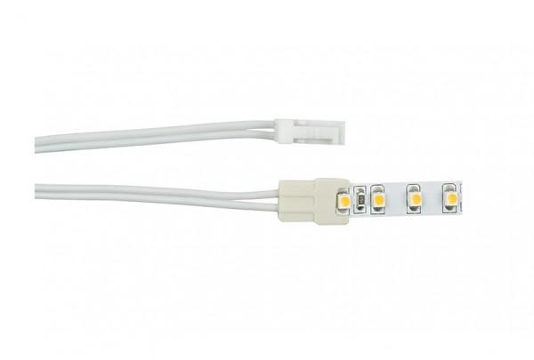 Anschlussleitung 2-Polig für 2,4W/m und 4,8W/m LED Streifen W, 1500mm inkl. AMP-Stecker