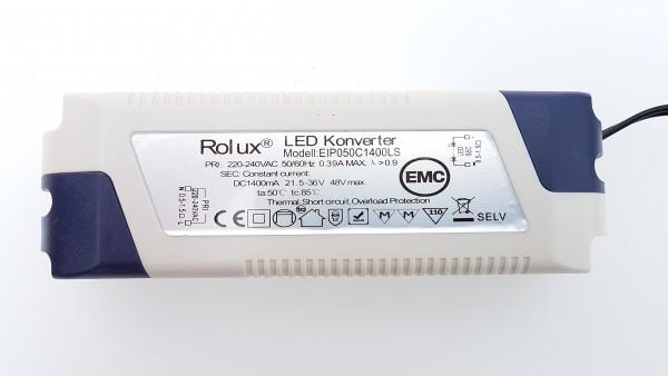 EIP050C1400LS LED Konverter 1400mA 50W für LED Panel