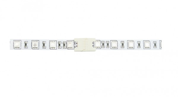 Direktverbinder 4-Polig für 10mm LED Streifen RGB - flach