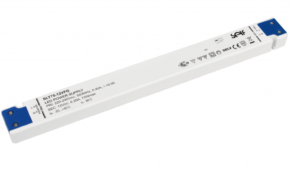 SLT75-12VFG LED Konverter 12V 75W SELF - slim