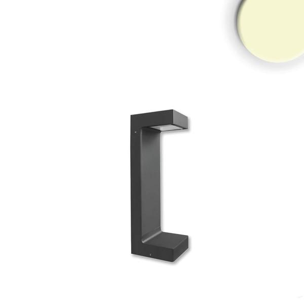 LED Gatenleuchte Wegeleuchte Poller-1 7W 300-600mm schwarz