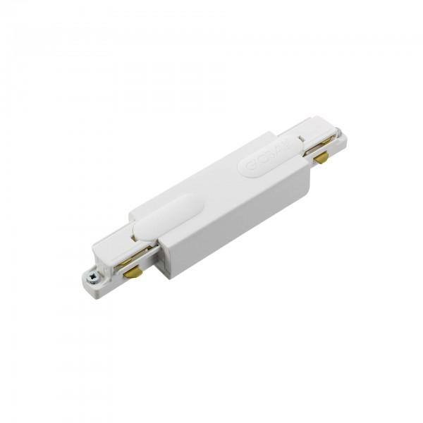 GB 14 Mittelseinspeiser für 1Phasen-Schiene | nordic aluminium