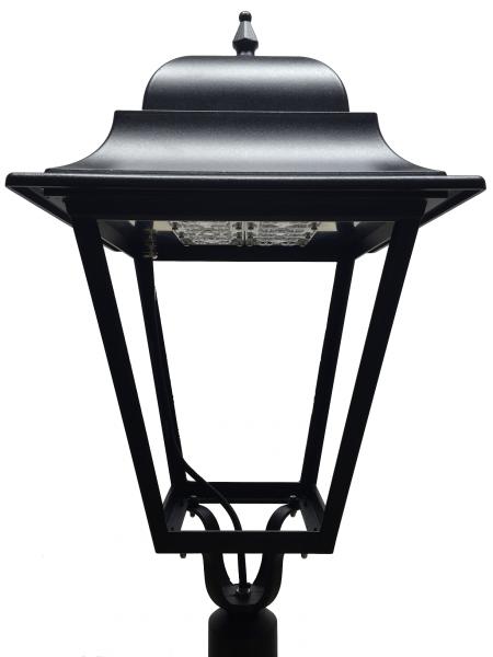 LED Ornamental Parkleuchten Gartenleuchten 24 LEDs 24-81W bis 11015lm