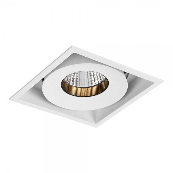 SOLO GRANDE LED Einbaustrahler schwenkbar | Karizma Luce