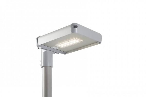 LED Straßenleuchte Parkplatzleuchte LP 12 LEDs 12-42W bis 5633lm