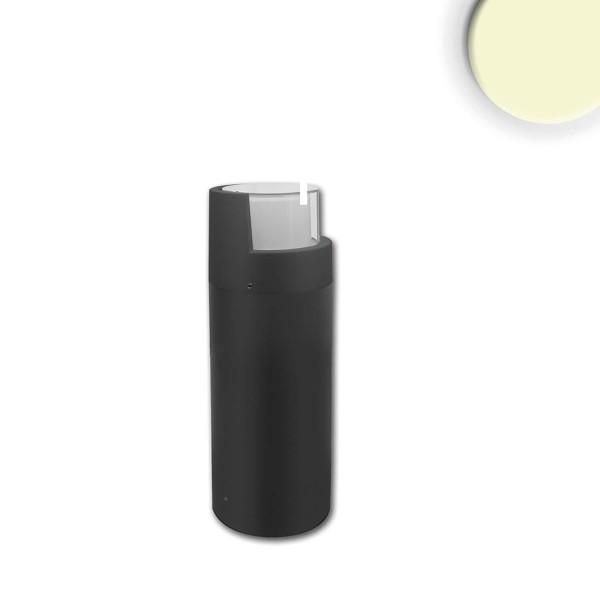 LED Wegeleuchte Poller-6 6W 300-700mm schwarz