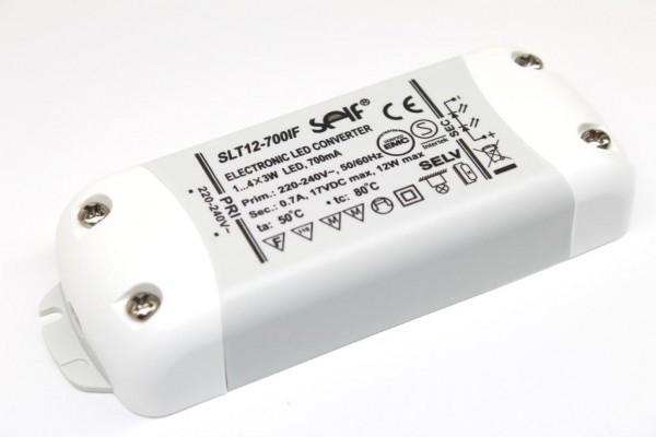 SLT12-700IF LED Konverter 700mA 12W SELF
