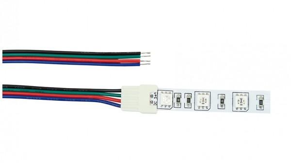 Anschlussleitung 5-Polig für 9,6W/m und 19,2W/m LED Streifen RGB, 1000mm