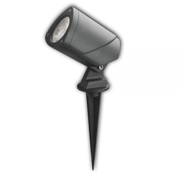 LED Außenstrahler Siara für GU10 schwarz