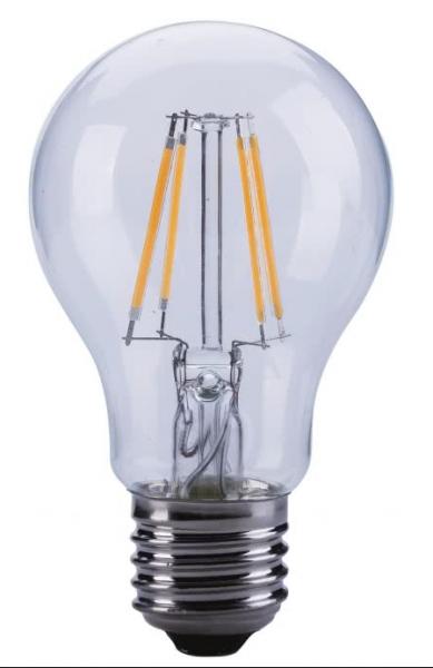 Opple E27 LED Filament Leuchtmittel 4,5W - klarglas, dimmbar