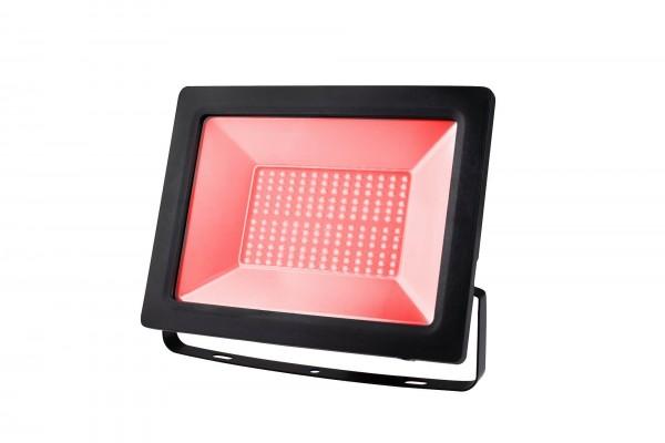 LED Flutlichtstrahler ROT 100W DF-51001-C-100-R IP65 | Rolux