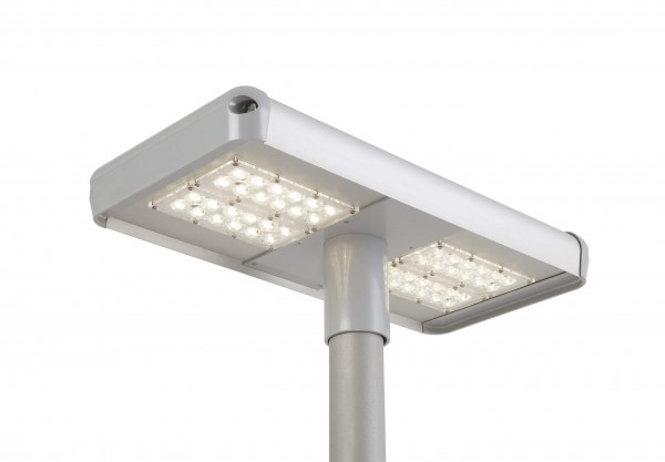LED Straßenleuchte Parkplatzleuchte T-Lamp LS 24 LEDs 24-81W bis 11015lm