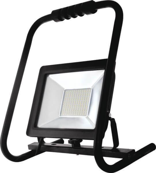 LED Flutlichtstrahler Arbeitsleuchte 20W DF-51001-C-20 mit Handgestellt IP65 | Rolux